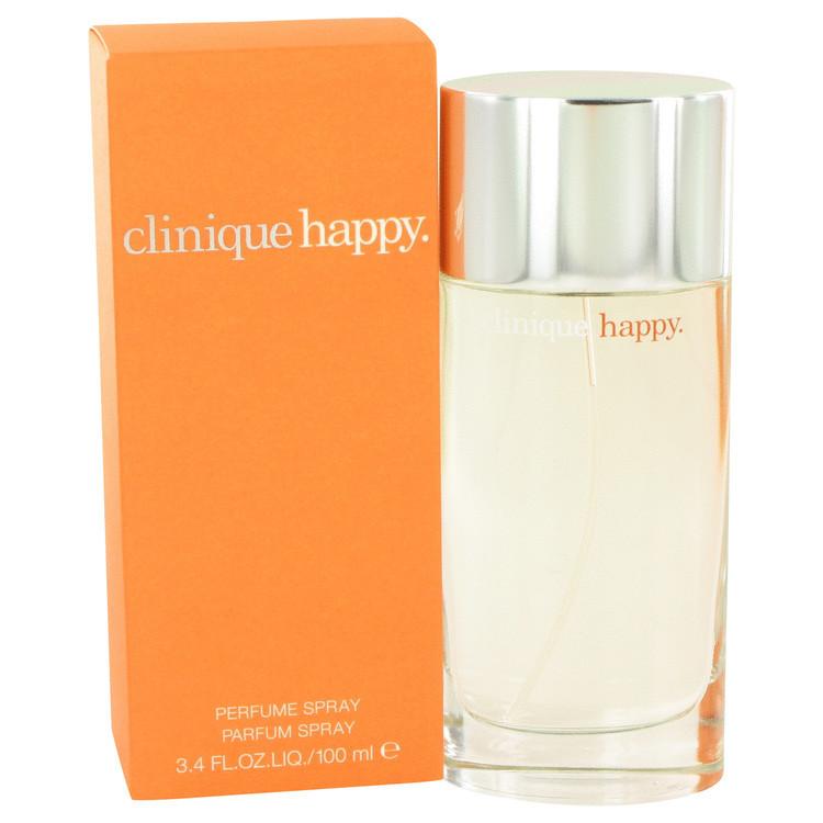 Clinique happy 3.4 oz perfume