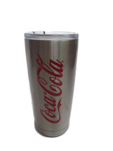 Coca-Cola 18/8 Stainless Steel Double-Walled Insulated Tumbler 20 oz - BRAND NEW - $14.85