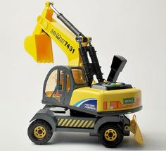 Daesung Toys Melody Dozer Shovel Bulldozer Forklift Car Vehicle Construction Toy image 8
