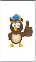 Graduate Owl Refrigerator Magnet - $1.99+