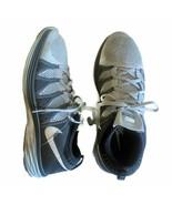 Nike Flyknit Lunar 2 Gray Sneakers - Women's Size 10 - $39.95