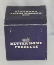 Better Home Products 92911DB Mushroom Knob Handleset Trim Dark Bronze image 2
