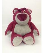 """Lotso Huggin Strawberry Bear 14"""" Plush Disney Store Toy Story 3 Stuffed ... - $24.90"""