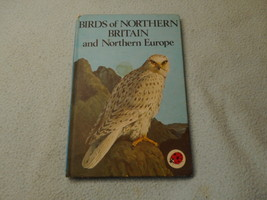 Vintage 1970s  Lady Bird Book Birds Of Nothern Britain & Europe Series - $8.05