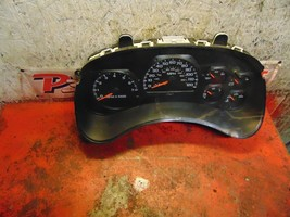 02 04 03 05 Chevy Trailblazer speedometer instrument gauge cluster 15241707 - $74.24