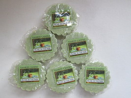 Lot of 6 Yankee Candle Tarts - ~PICNIC IN THE PARK~~ 8 hour - $10.50