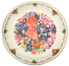 Bradford Exchange Royal Albert Finale from The Queen Mothers Favourite Flowers b - $44.59