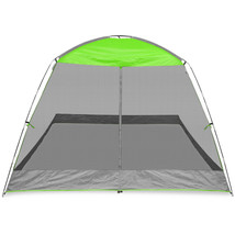 Caravan Canopy Sports 10' X 10' Screen House Shelter, Lime Green (33 Sq Ft - $167.91 CAD