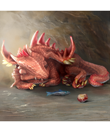 Free Baby Arios Dragon - Sweet and Magickal Hybrid Entity - Haunted By BluJay  - Freebie