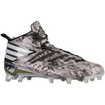 Adidas Freak X Kevlar Silver/Black Men's Football Cleats B27692 Retail $150 - $74.95