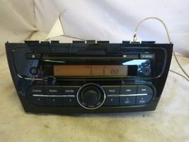 14 15 Mitsubishi Mirage Radio Cd Player 8701A208 XCV13 - $34.65