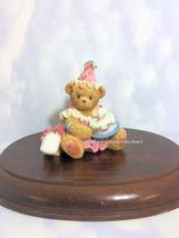 Cherished Teddies Birthday May All Your Birthday... 2002 NIB - $34.60
