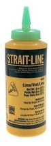 IRWIN Tools STRAIT-LINE 64907 High-Visibility Marking Chalk 8-ounce Gree... - $8.52