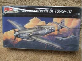 Monogram Messerschersmit Bf 109 1/72 scale - $13.00