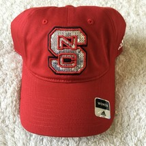 Womens NC State Wolfpack Hat Adjustable Slouch New Without Tags - $14.84