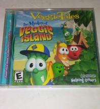 Veggietales Cd-Rom Videojuego el Misterio de Vegetal Isla - $28.98