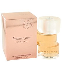 Premier Jour by Nina Ricci Eau De Parfum Spray 3.3 oz for Women - 100% A... - $55.97