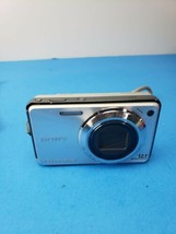 Sony Cyber-shot DSC-W290 12.1MP Digital Camera -w/Battery *no charger  - $19.80