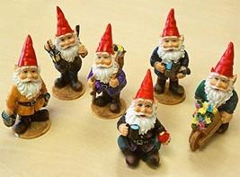 Mini Gnomes Garden Fairy Set of 6 - $29.93