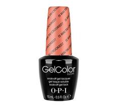 OPI GelColor Is Mai Tai Crooked? GC H68 Soak Off Led/UV Gel Polish .5oz - $13.90