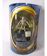 Lord of the Rings Smeagol Return of the King Figure GOLLUM MY PRECIOUS T... - $15.83