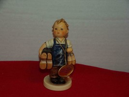 "Hummel figurine, #143/0, TMK-7 ""BOOTS"" -FINAL EDITION - $23.03"