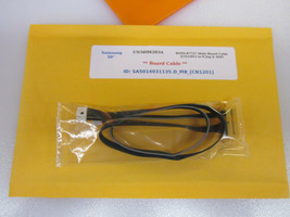 "Samsung 50"" UN50H6203A BN94-07727 Main Board Cable [CN1201] to P-Jog & WiFi - $14.00"