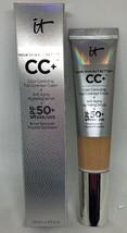 IT Cosmetics CC Cream Color Correcting Full Coverage SPF 50 1.08oz - $28.85