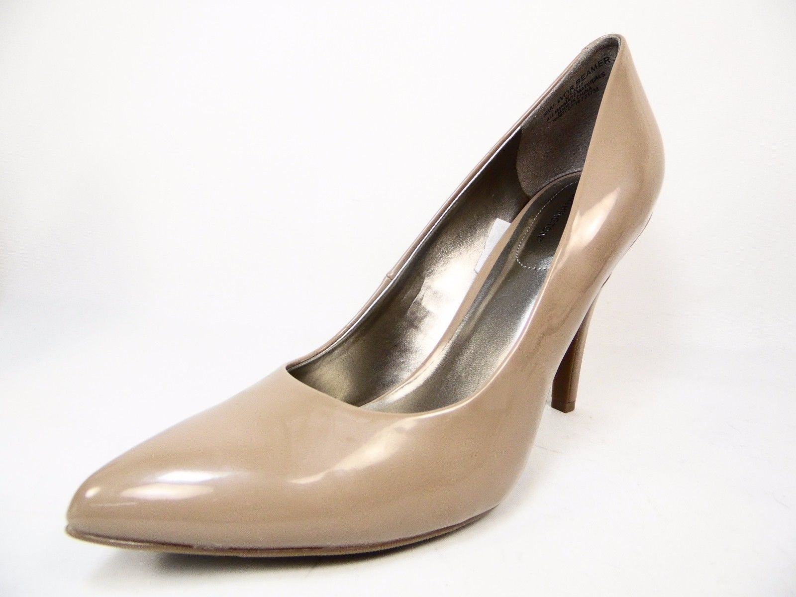 Worthington Beamer Pointed-Toe Pumps Taupe and similar items