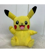 "Tomy Pokemon Pikachu Plush Toy 9"" Stuffed Animal 2016 Nintendo Collectible  - $24.70"