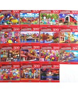 "500 Pc Jigsaw Puzzles 18.25""x11"" 1/Pk s20h, Select: Balloons Havana Coff... - $2.99"