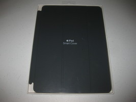 Genuine Apple iPad 9.7 inch Smart Cover Black Charcoal Gray Grey - $32.66