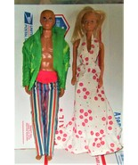 Barbie Doll & Ken Doll - $25.00