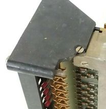 SCHNEIDER / MODICON B237 INPUT MODULE +5VTTL  AS-B237 AS-B237-000 (DAMAGED) image 7
