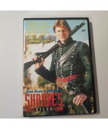 Sharpe's Siege DVD Region 1 BFS Video Canada 1996 100 Minutes Preloved - $11.60
