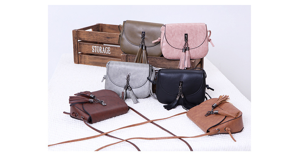 Fashion PU Leather Bags Woman Handbag Small Shoulder Bag