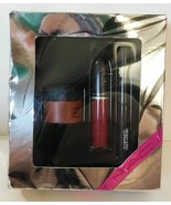 M-A-C MAC Shiny Pretty Things Sweet Scrub Set in Red Velvet Brand New - $40.00