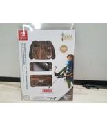 Controller Gear Nintendo Switch Skin & Screen Protector Set zelda breath... - $18.95
