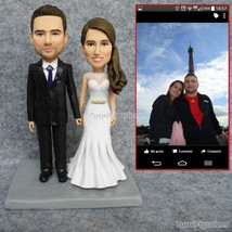 Turui Figurines custom Wedding favour favor Toys Minions Best Gift Weddi... - $148.00
