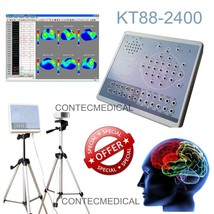 CONTEC KT88 Digital 24-Channel EKG/EEG Machine Mapping System,Brain Elec... - $1,979.01