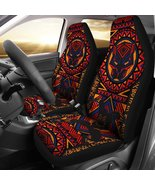 Black Panther (2 Styles) - Car Seat Covers (2pc Set) - $79.99+