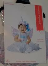 NEW Enchanted Unicorn Halloween Costume Baby Girls 6-12 Months Dress Win... - $19.75