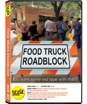 Food Truck Roadblock - $15.00
