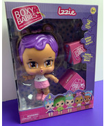 Boxy Babies Izzie Baby Doll and Surprises NEW SEALED - $9.89