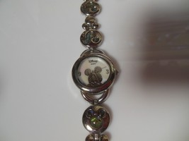 Disney Mickey Mouse Mother-Of-Pearl Bracelet Watch - $34.50