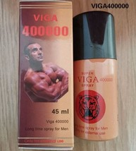 Original Germany Super VIga 400000 SPRAY WITH VITAMIN E FOR DELAY AND MA... - $29.99+