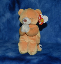 TY BEANIE BABIES PRAYING HOPE BEAR RETIRED WITH MULTIPLE TAG ERRORS - $20.00