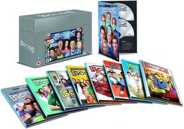 Scrubs Complete Series Season 1 2 3 4 5 6 7 8 9 Collection 1-9 Box Set D... - $69.95