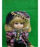Hand Crafted Classic Creations Exclusive Vinyl Doll ~ Kelly Marie  - $21.46