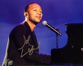 JOHN LEGEND AUTOGRAPHED Hand Signed 11x14 PHOTO w/COA PIANO R&B Singer - $79.99